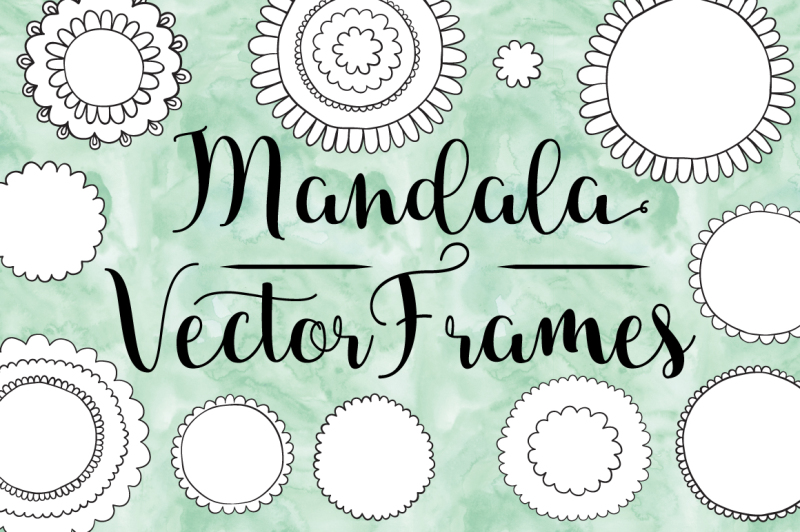 hand-drawn-mandala-frames