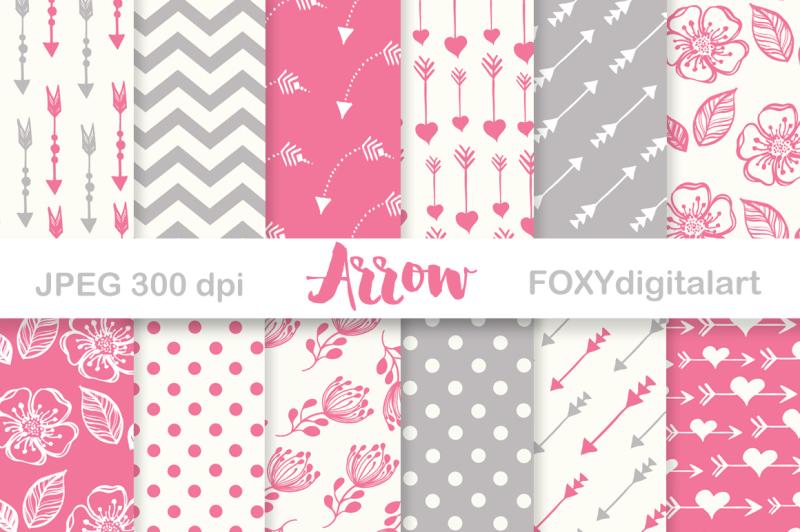 arrow-digital-paper-scrapbook