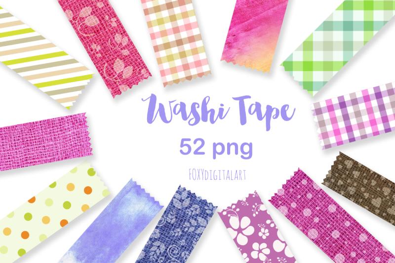 washi-tape-strips