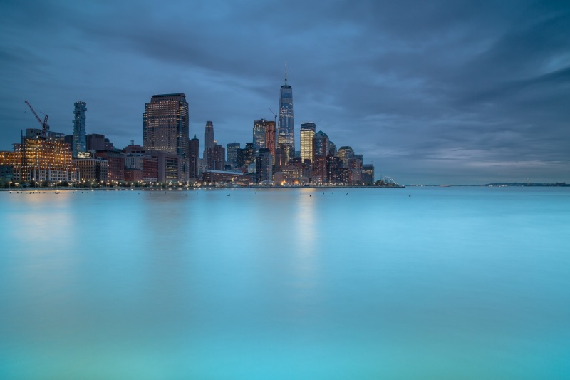 lower-downtown-manhattan-view-befor-the-storm