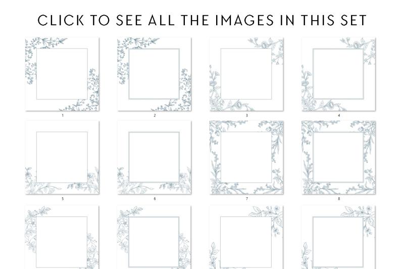 vintage-floral-frames