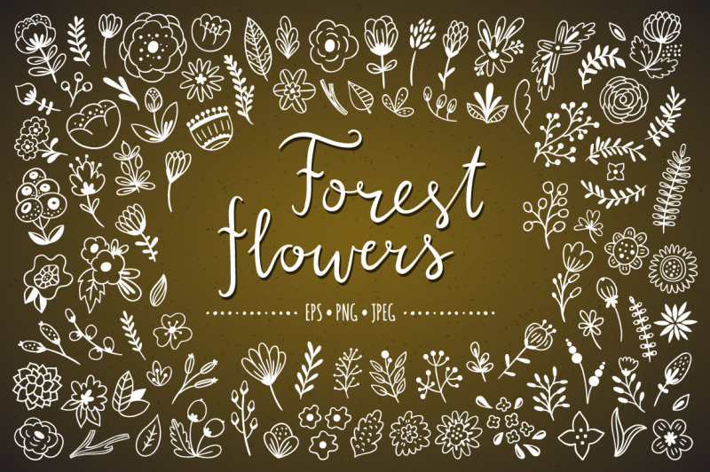 forest-flowers