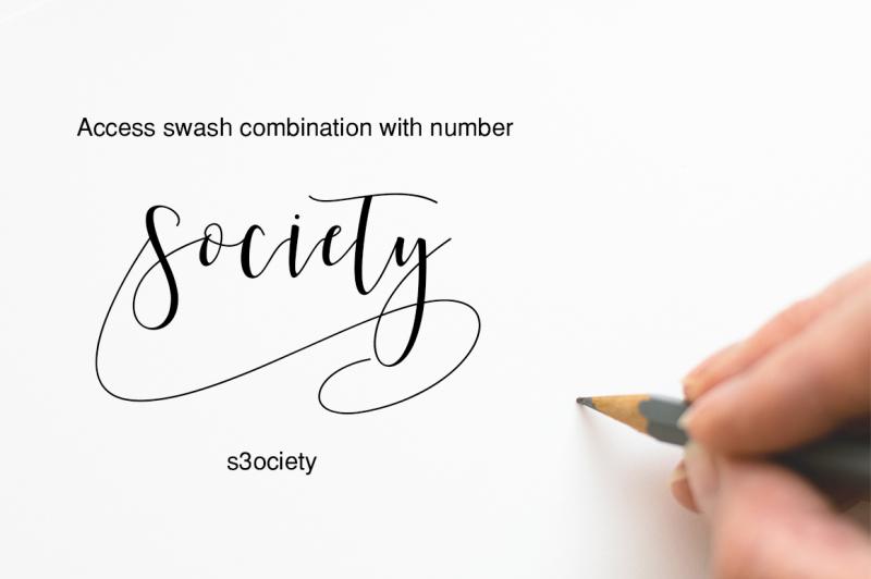 society-calliraphy-modern