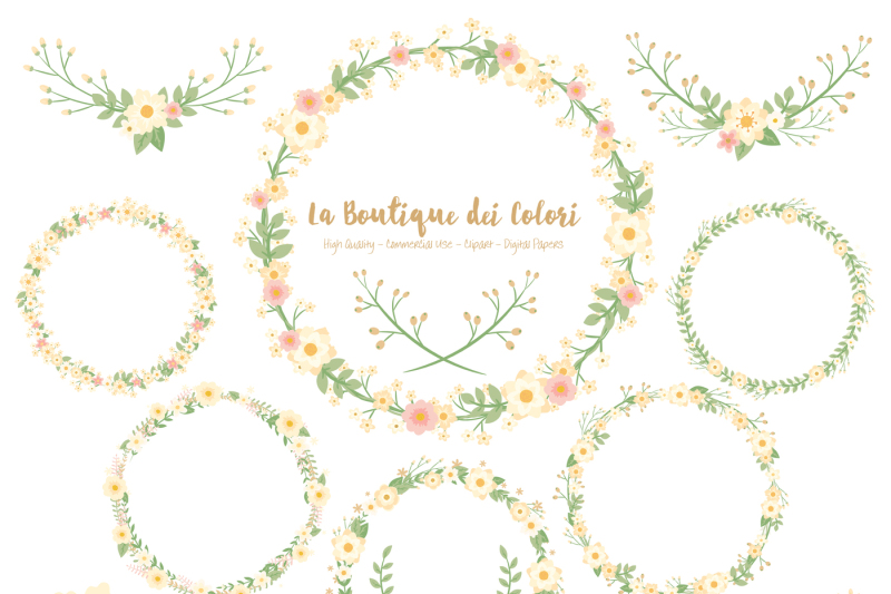 ivory-floral-wreath-clipart
