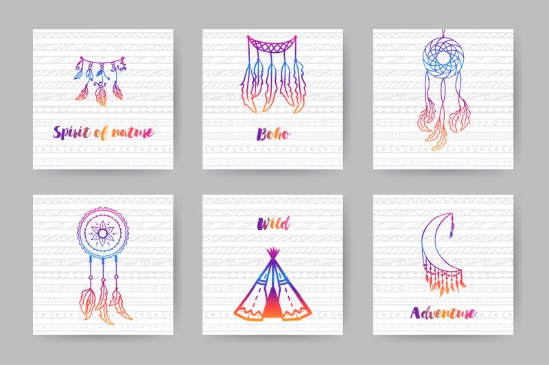 16-boho-cards