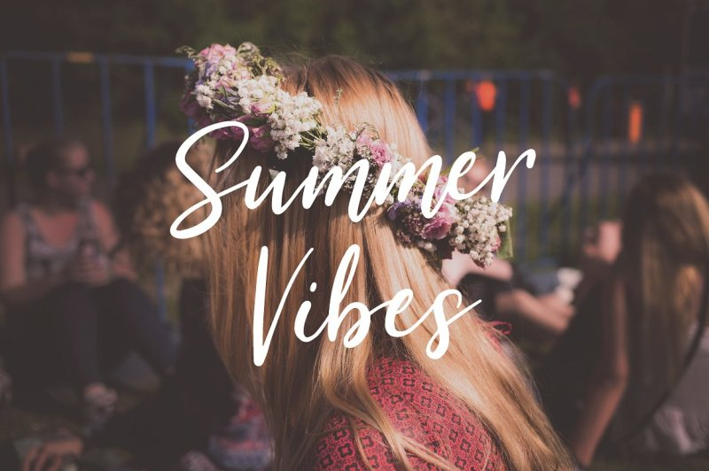 summer-festival-typeface
