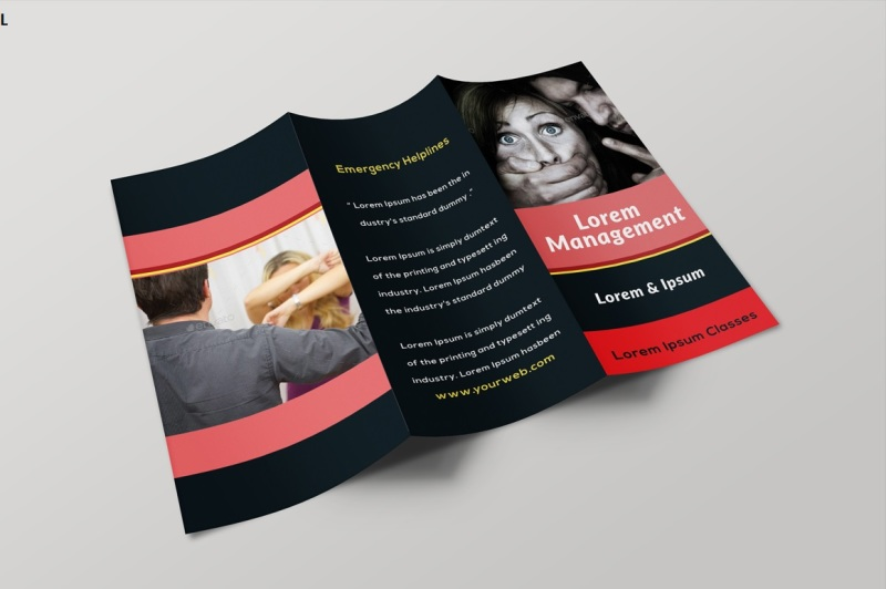 family-violence-trifold-brochure