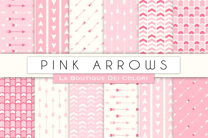 pink-arrow-digital-papers
