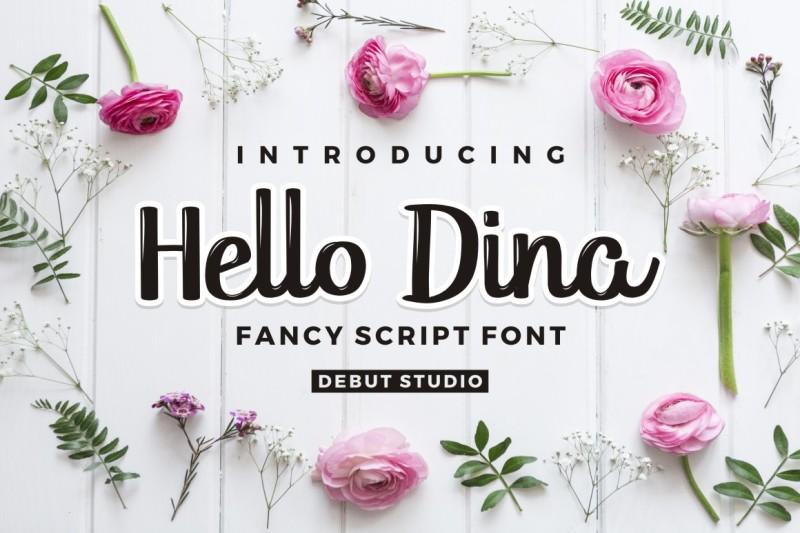 hello-dina-script