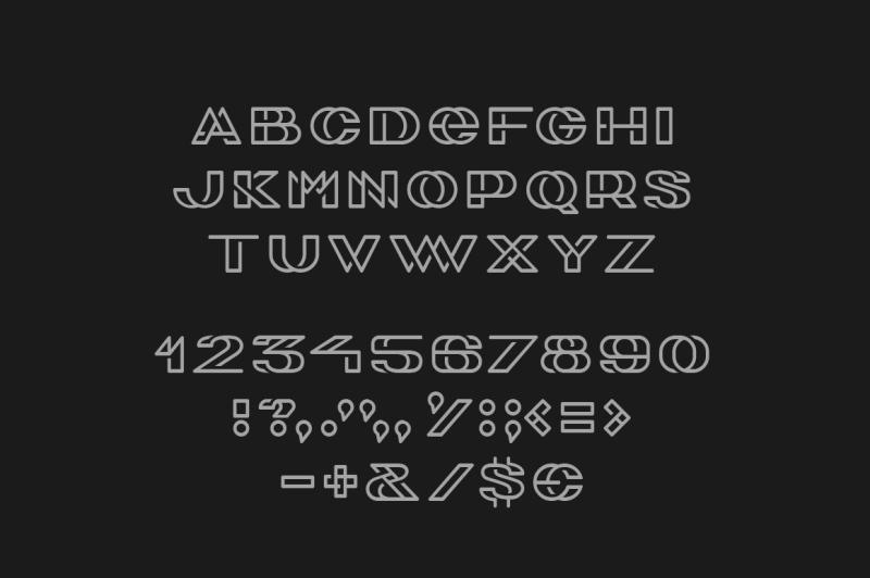 aberration-font