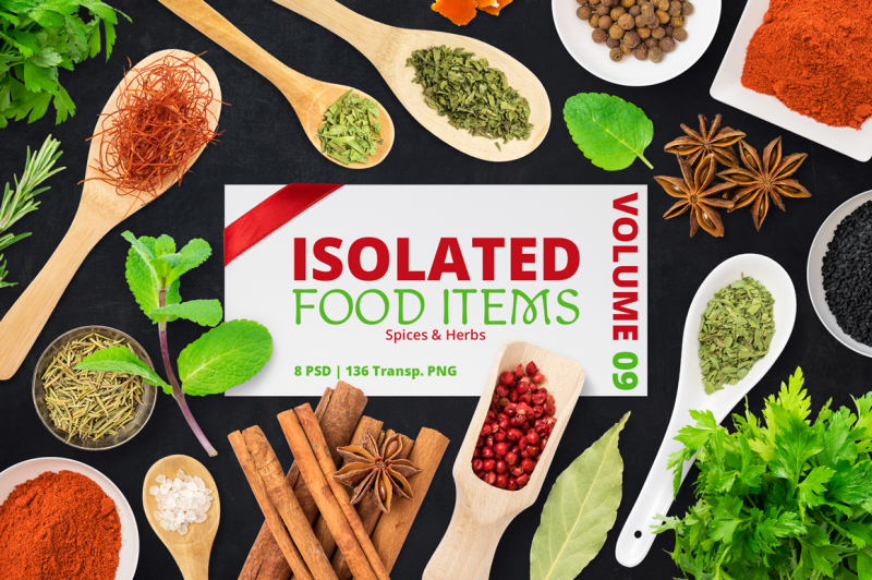 isolated-food-items-vol-9