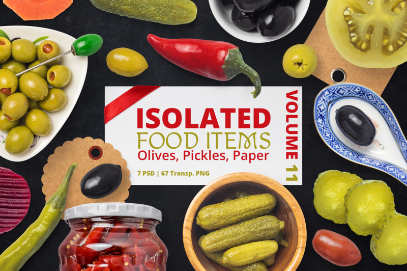 isolated-food-items-vol-11