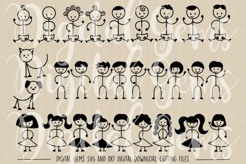 stick-figure-svg-dxf-eps-png-files