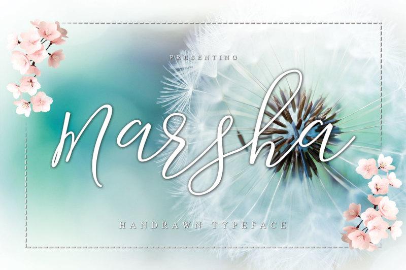marsha-typeface