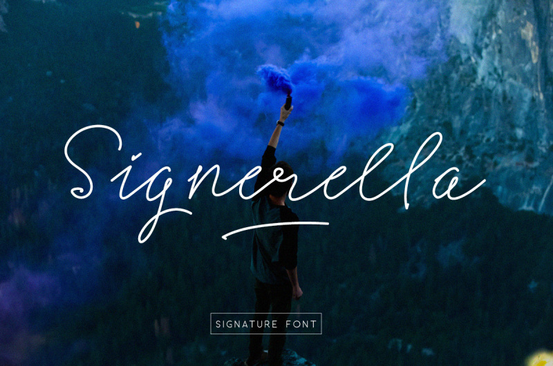 signerella-font-duo