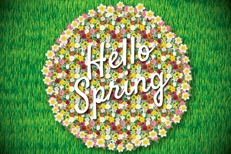 flowers-floral-vector-graphic-styles-layer-style-and-text-effects