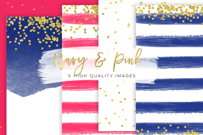 pink-and-navy-blue-business-blog-paper-neon-pink-and-navy-blue-chic-paper-gold-navy-blue-paper-gold-pink-paper-gold-foil-glitter-texture
