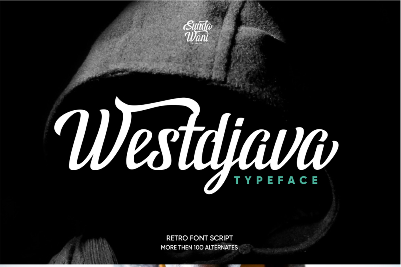 westdjava-typeface