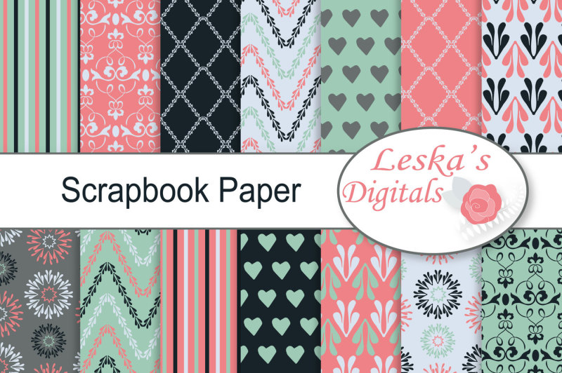 digital-scrapbook-paper-backgrounds