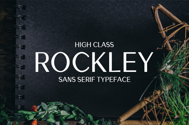 rockley-sans-serif-font-family
