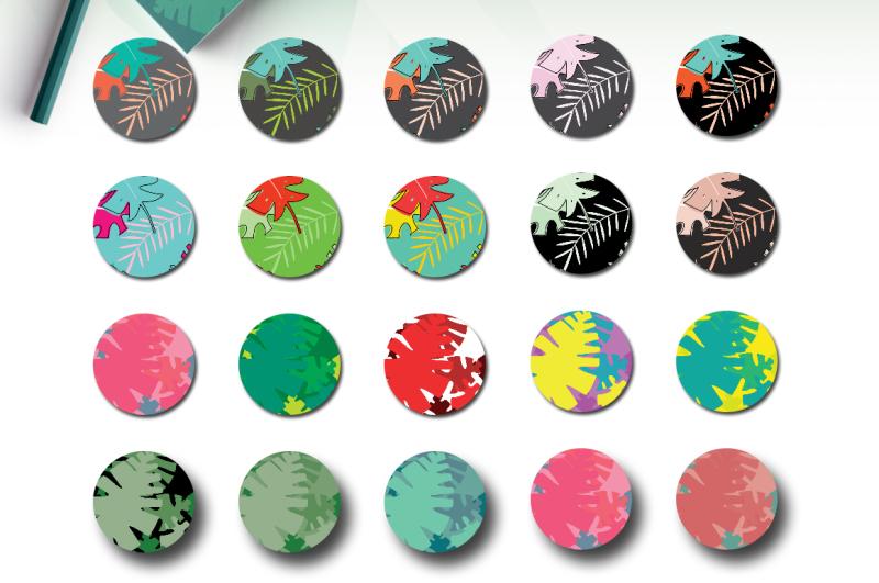 100-urban-jungle-pattern-bundle