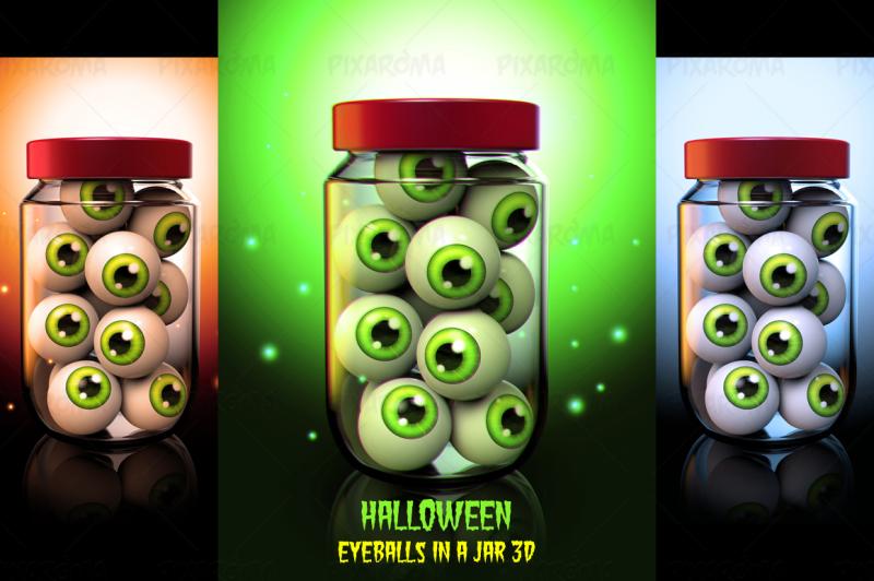 halloween-eyeballs-in-a-jar-3d