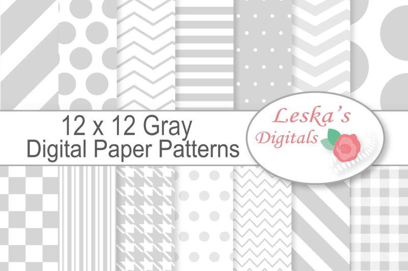 grey-scrapbook-paper