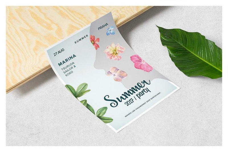 summer-bloom-watercolor-set