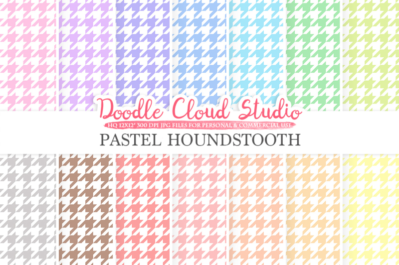 pastel-houndstooth-digital-paper-houndstooth-pattern-digital-houndstooth-pastel-background-instant-download-for-personal-and-commercial-use