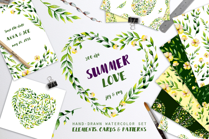 summer-love-herbal-set