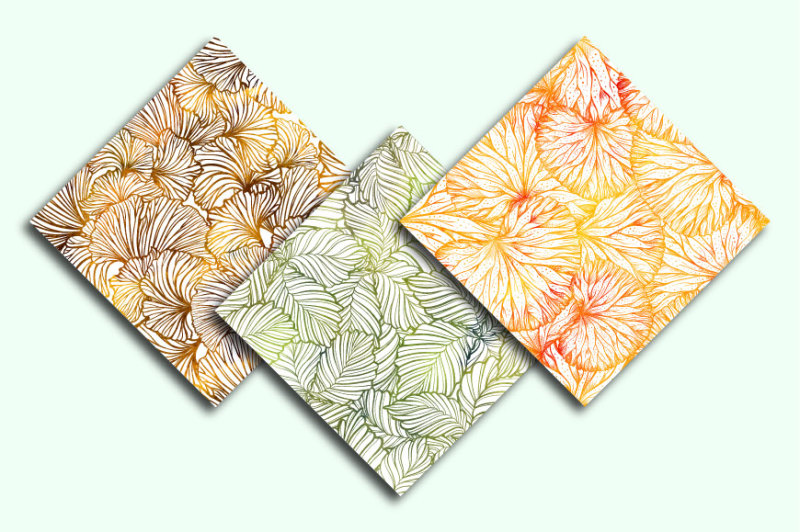 herbal-seamless-patterns-mini-set