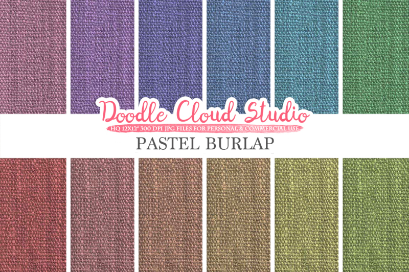 pastel-burlap-fabric-digital-paper-pack-pastel-colors-backgrounds-burlap-linen-printables-instant-download-for-personal-and-commercial-use