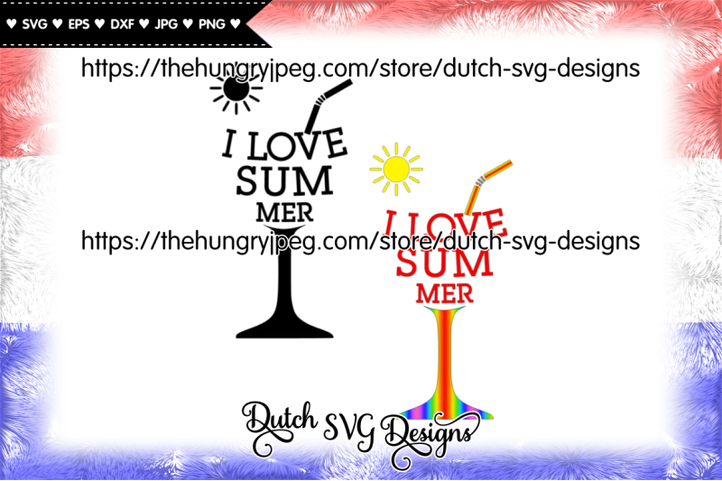 cut-file-i-love-summer-summer-svg-sun-svg-glass-svg-beach-svg