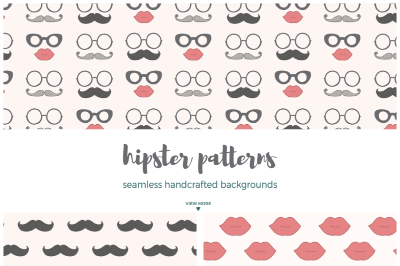 hipster-patterns