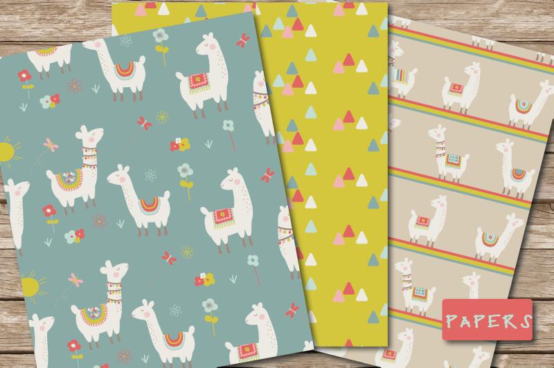 cute-llama-paper