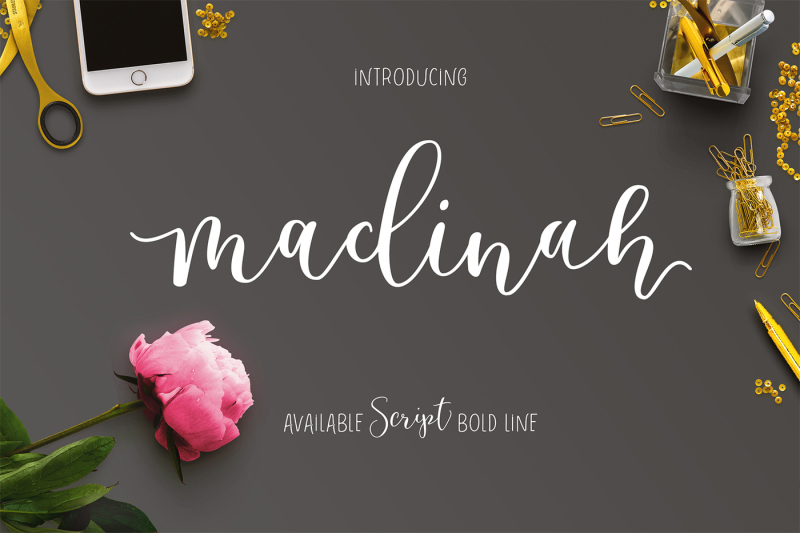 madinah-script