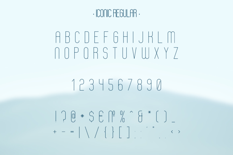 iconic-font-6-styles