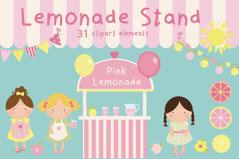 lemonade-stand-clipart