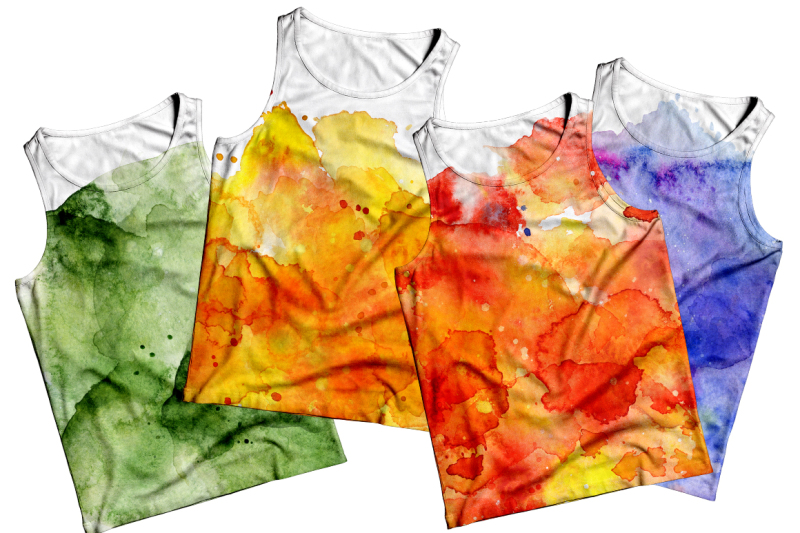 boho-watercolor-abstract-cactus-tropical-clipart