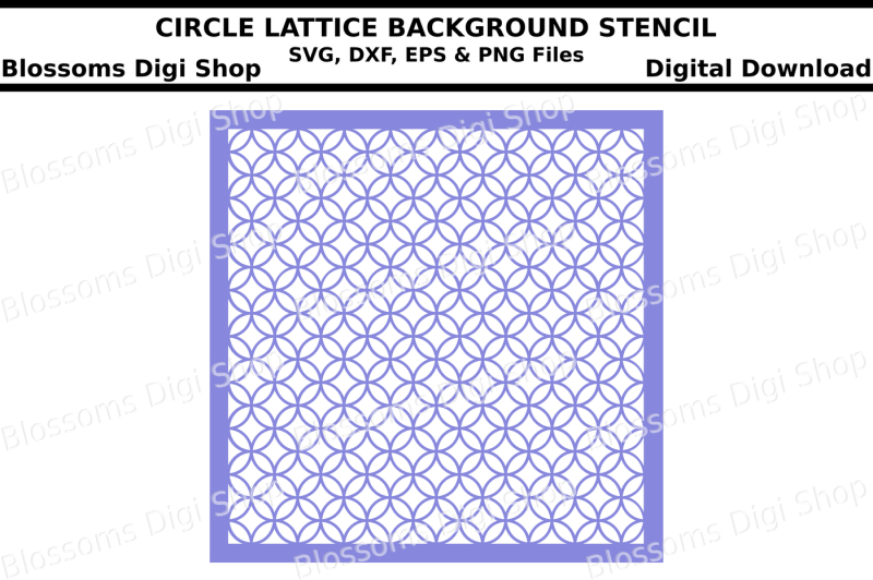 circle-lattice-background-stencil-svg-dxf-eps-and-pnf-files