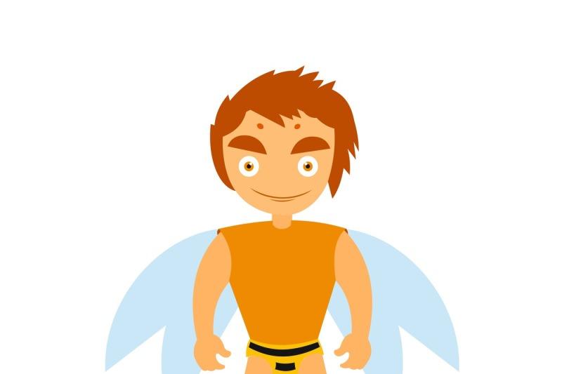 vector-beeman-character