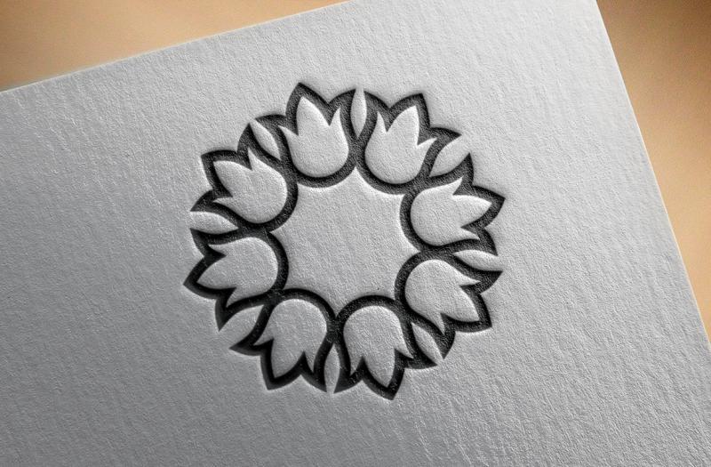 vector-flower-logo