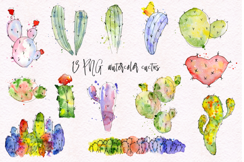 watercolor-abstract-cactus-clipart-floral-clipart-abstract-cacti-clipart-cactus-clipart-nbsp-nbsp-clipart-succulent-clipart-scrapbooking-clipart-print