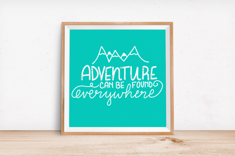 adventure-can-be-found-everywhere-svg-cut-file