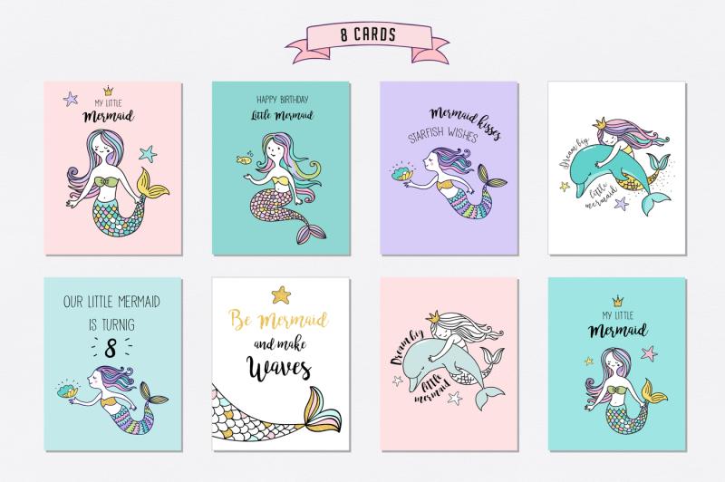 little-mermaid-under-the-sea-set