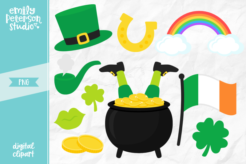 st-patrick-039-s-day-clipart