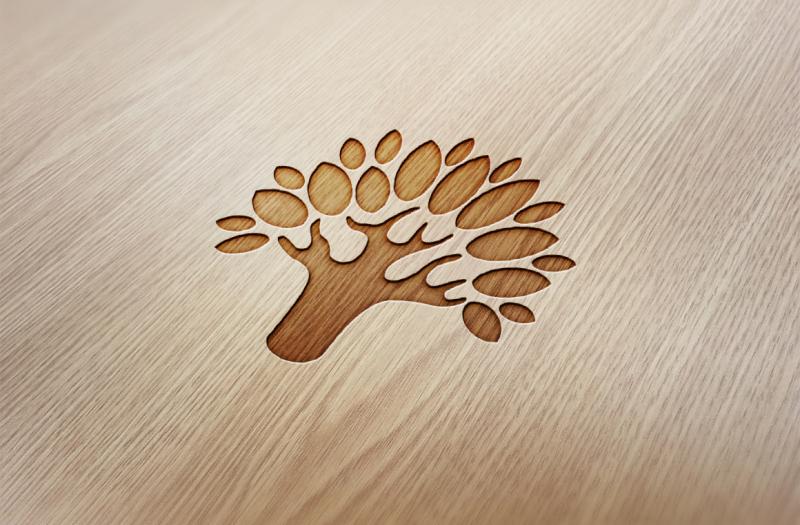 tree-illustration-icon-set