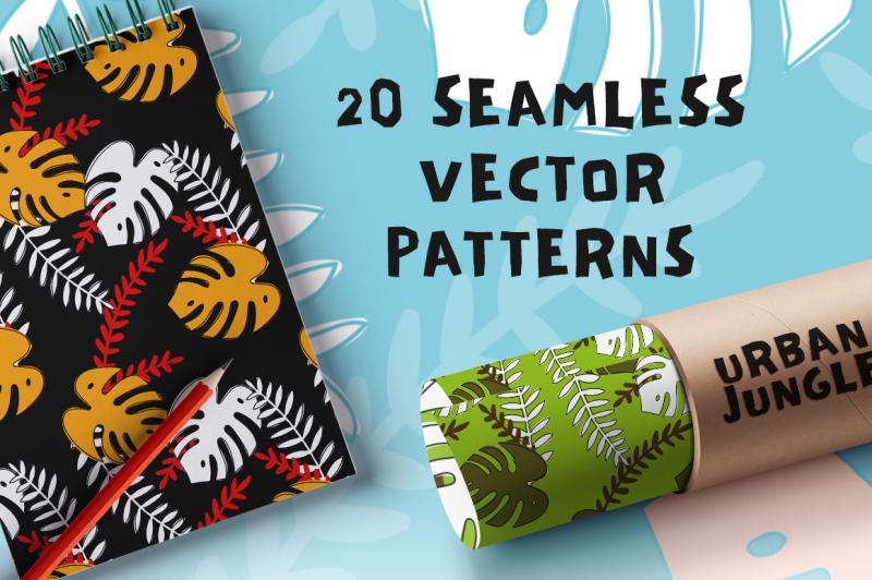 20-urban-jungle-pattern-vol-4