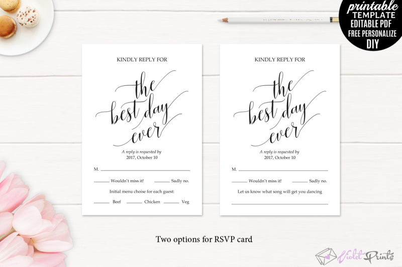 classic-wedding-invitation-set-template-the-best-day-ever