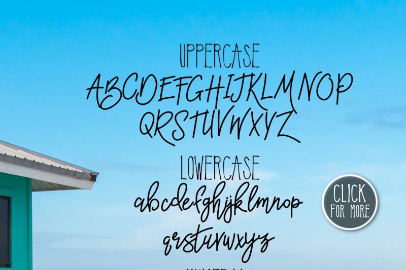 salty-kisses-a-handwritten-typeface